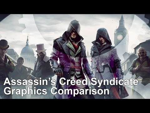 Next gen Consoles cant keep 30fps At 900P in assasains Creed Syndicate