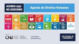 AGENDA 2030 NO JUDICIÁRIO | LIVE DE LANÇAMENTO