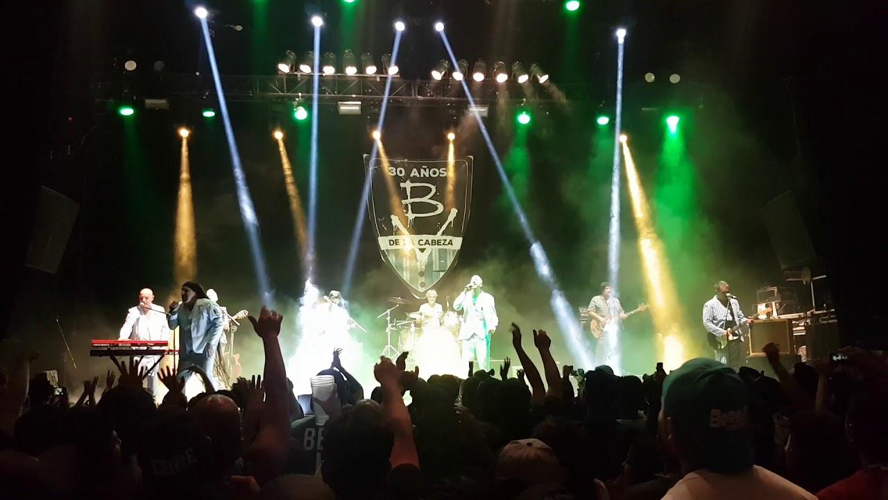 Bersuit Vergarabat Toco Y Me Voy Plaza Condesa 2018 Youtube