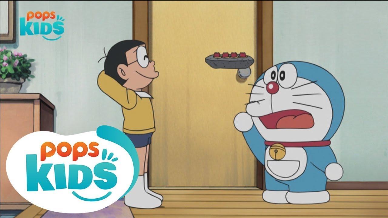 [S6] Hoạt Hình Doraemon Tiếng Việt – Hòn Đá Kiên Cường