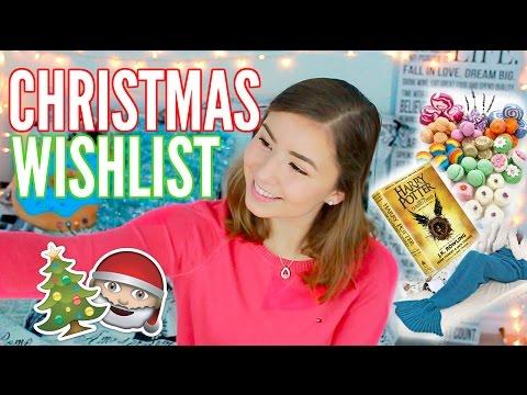25 Christmas Wishlist Gift Ideas 2016