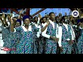 REGION 11 TEENS MASS CHOIR MINISTRATION RCCG CONVENTION 2017  - HALLELUJAH
