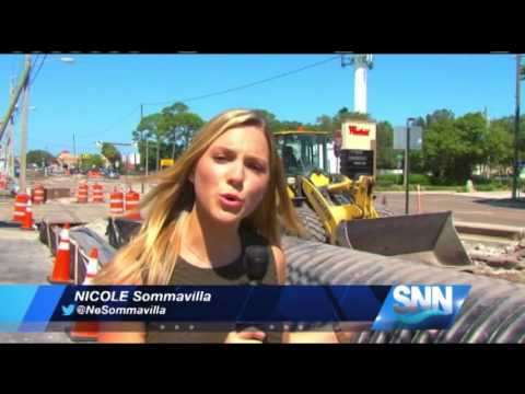 SNN: Construction On Bee Ridge Road Affecting Business