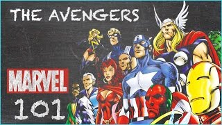 Time to Assemble - Avengers - MARVEL 101