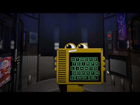 Why wont it work?  fnaf sister location - jump scares