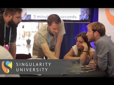 Vlog: Week 5 | GSP | Singularity University
