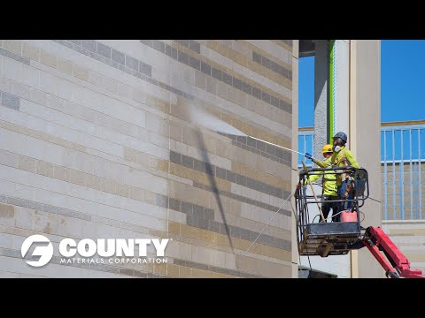Features and Benefits of Field-coat Sealing Premier Ultra Burnished Masonry Units