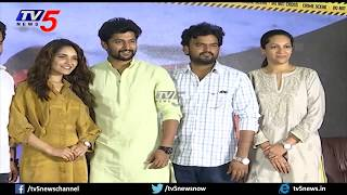 HIT Movie Team Press Meet | Natural Star Nani | Vishwak Sen | Ruhani Sharma