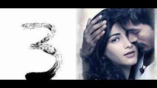 3 - Unna Pethavan Unna Pethana Senjana Video   Dhanush   Aniruth Ravichander   Aishwarya R Dhanush