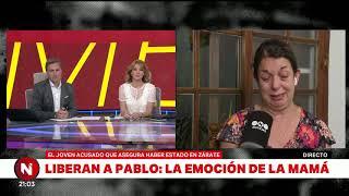 Crimen de Fernando: ORDENARON LIBERAR al ACUSADO NÚMERO 11