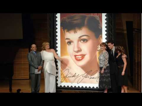 Judy Garland Enshrined In Hollywood Forever Cemetery