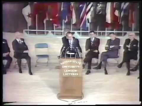 Landon Lecture | Rev. Billy Graham