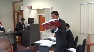 APELACION DE SENTENCIA- SALA MIXTA DE LA CORTE SUPERIOR DE JUSTICIA DE ANCASH - SEDE HUARI