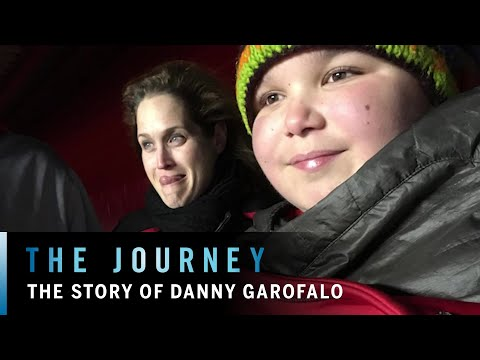 The Story of Danny Garofalo | Rutgers | Big Ten Football | The Journey
