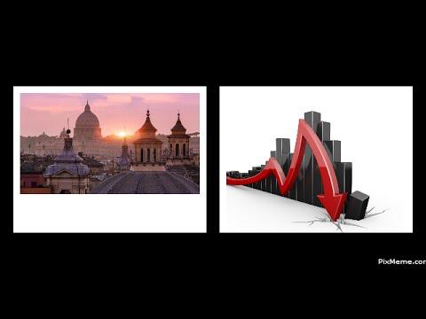 World Economic Collapse Continuing: Italy
