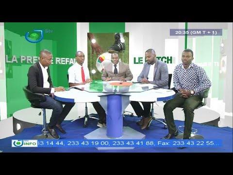 LA PRESSE REFAIT LE MATCH - Mardi 21 Novembre 2017 - Anchor : WANA HENRY TEKE