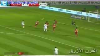 جميع اهداف ياسر القحطاني مع نادي العين
