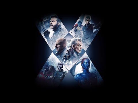 X-men Days Of Future Past War Of Change Music Video
