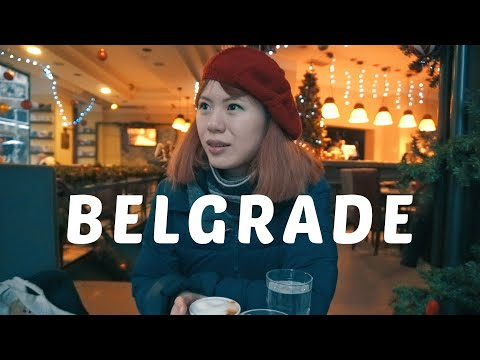 First impressions of Belgrade, Serbia | this city is crazy!
