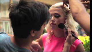 Amelia Lily - California (Behind The Scenes)