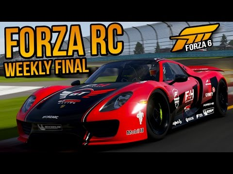 Forza RC Weekly Finals (Europe) - Top Racing Against Top Drivers!