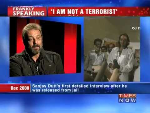 I Am Not A Terrorist  - Sanjay Dutt