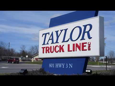Working At Taylor Truck Line