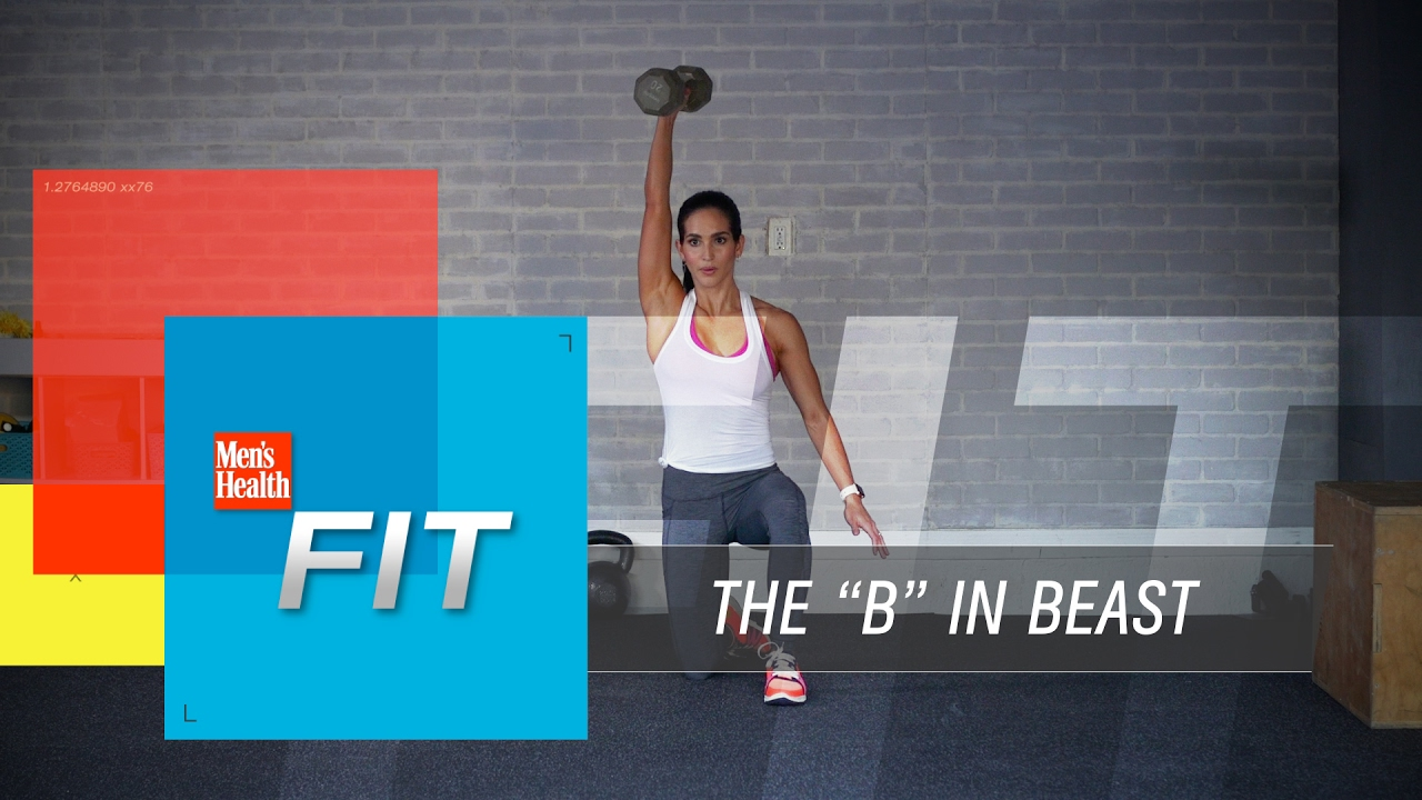 "The ""B"" In Beast Created by Men's Health"