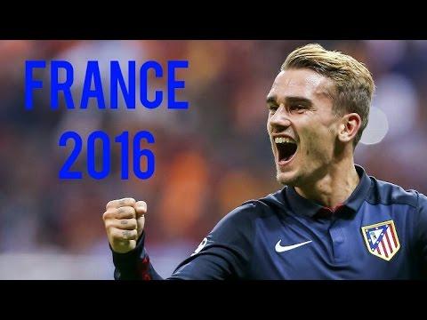 Antoine griezmann • france • 2016 • HD