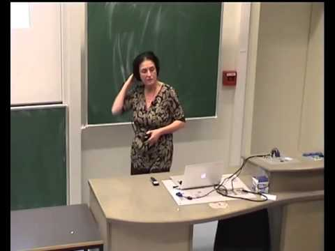 Mireille Hildebrandt: Ambient Law, Smart Technologies and the Rule of Law (conference)