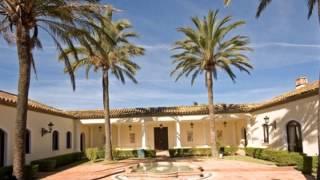 видео Современная вилла в предгорьях Пиренеев в Испании