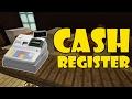 How to Make CASH REGISTER   Minecraft PE (Pocket Edition) MCPE
