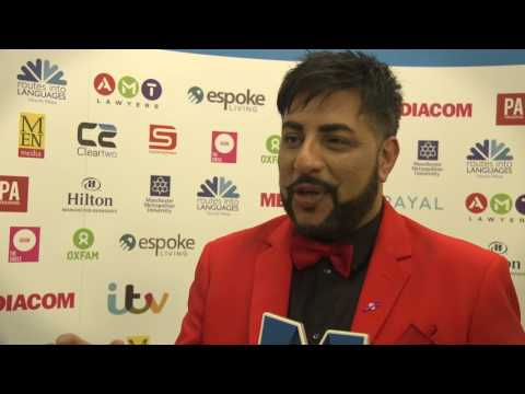 Bobby Friction - Best Radio Show - Asian Media Awards 2016