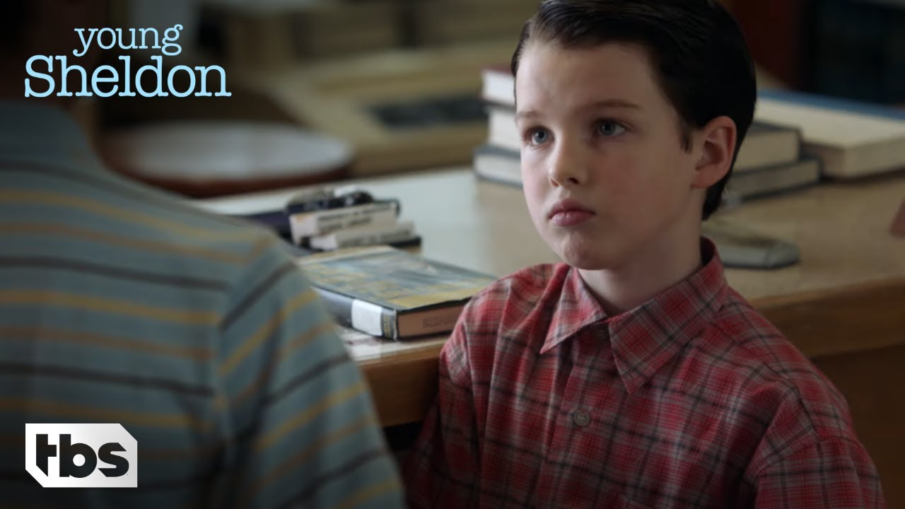 Download Young Sheldon: Sheldon Makes a Friend (Season 1 Episode 2 Clip) | TBS