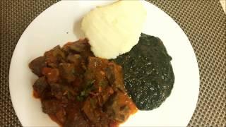 how to cook liverKenyan cuisine