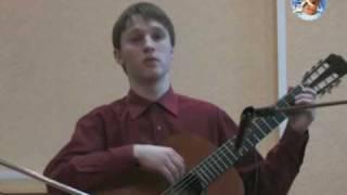 Jam Национ. академии гитары 14.02.2010 ч.1