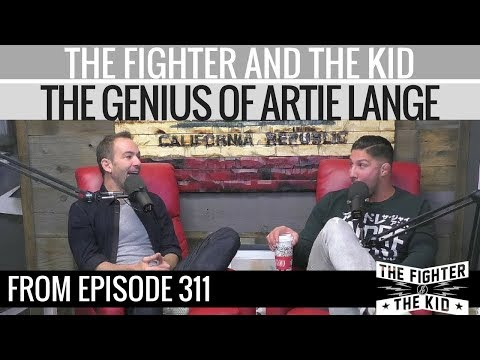 The Fighter and The Kid - The Genius of Artie Lange