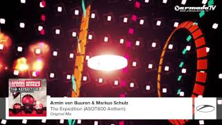 Armin van Buuren   Markus Schulz   The Expedition A State Of Trance 600 Anthem Original Mix   YouTube