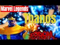 Marvel Legends Thanos Walmart Exclusive Review