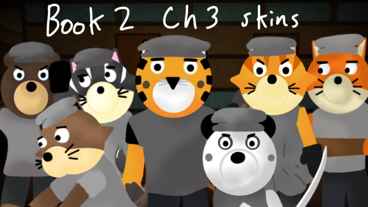 Piggy Skins: Book 2, Chapter 3 | Roblox