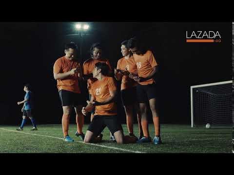 Match Day Sale | Lazada.sg