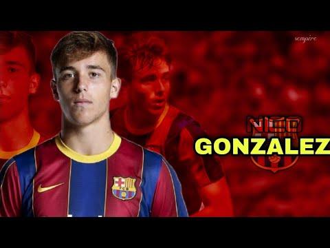 Download Nico Gonzalez - Barcelona Future Midfield Maestro - Skills and Goals