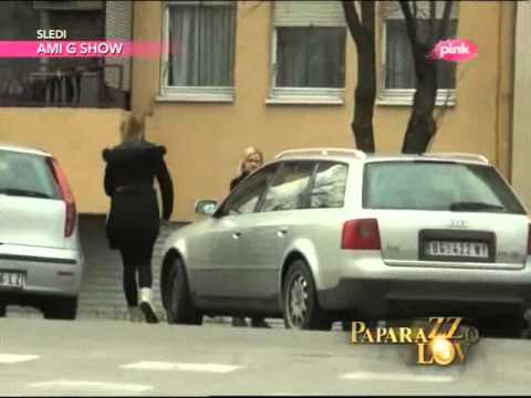 Rada Manojlovic - Paparazzo lov - (TV Pink 16.04.2013.)