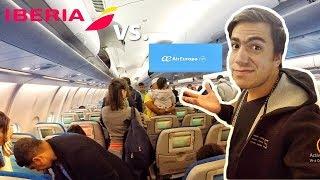 Cuál es la mejor aerolínea para viajar a España?