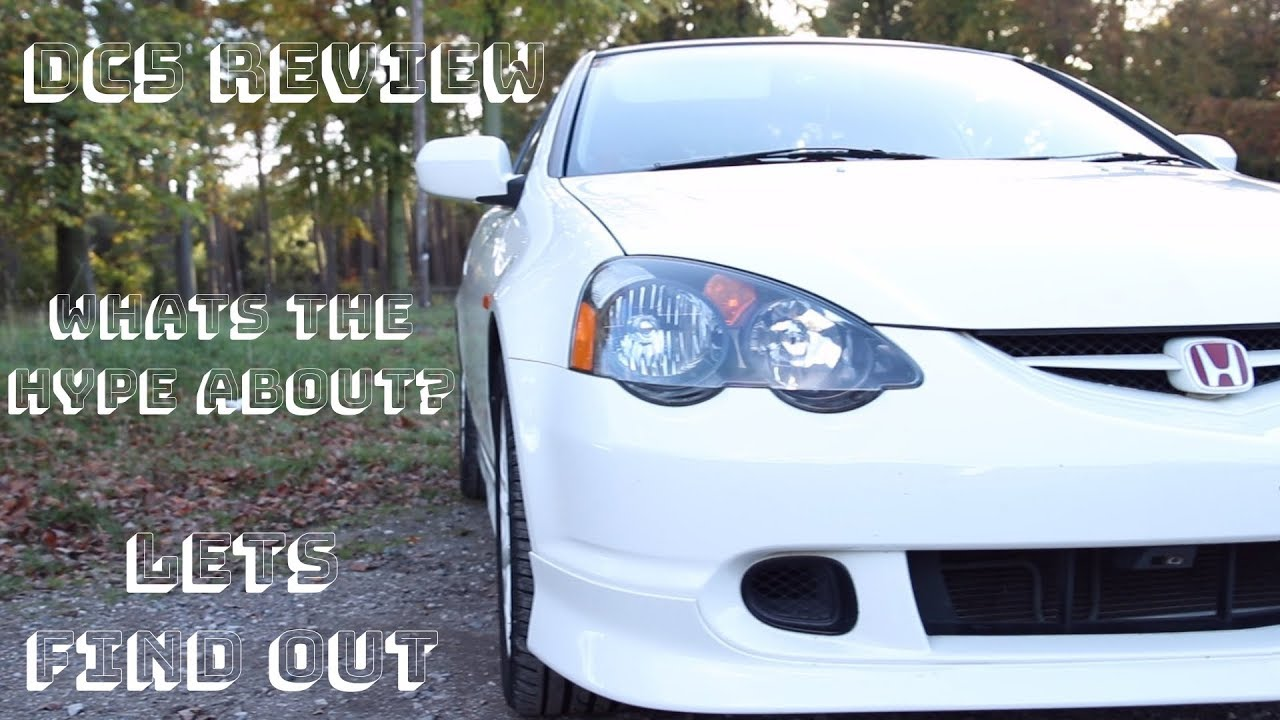 Honda Integra Dc5 Type R Review Iconic Or Overrated Youtube