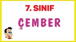 7. Sınıf çember Şenol Hoca Matematik