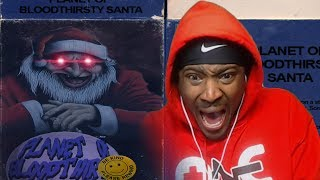 SANTA EATING ELVES NOW | Planet of Bloodthirsty Santa