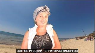 Остров Русский территория киборгов №680