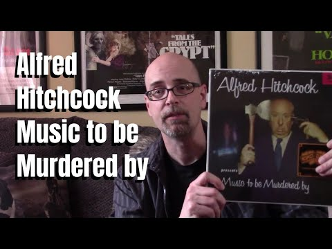 Alfred Hitchcocks Music to be Murdered  LP