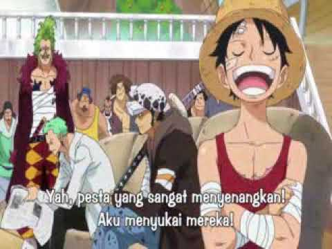 Harga Bounty Luffy Naik